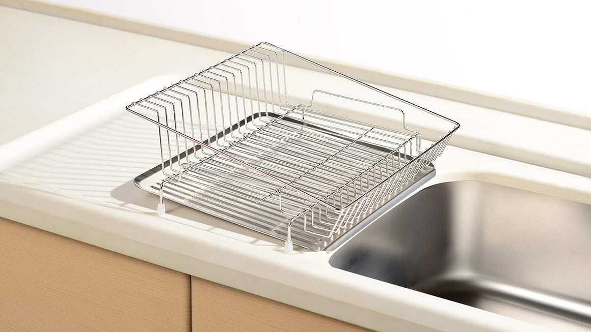 18-8 Stainless Draining Rack
