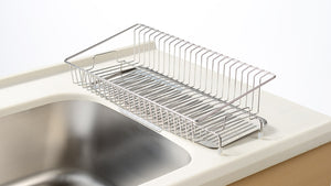 18-8 Stainless Draining Rack Slim