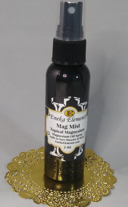 Mag Mist | Magnesium Spray (Scentless)