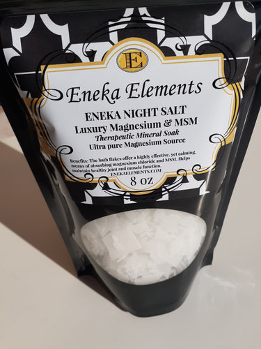 Eneka Night Salt By Eneka Elements MSM and Magnesium
