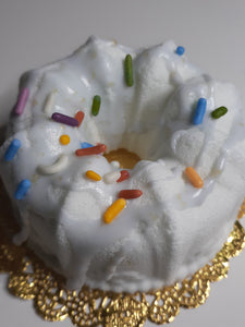 Everything Bundt The Bath| Birthday Bundt