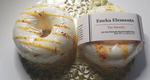 The Phoenix Bath Fizz Donut by Eneka Elements