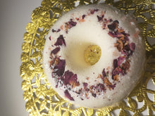 Rose Goddess | Do Not Disturb Donuts | Creamy Bath Fizz Donut