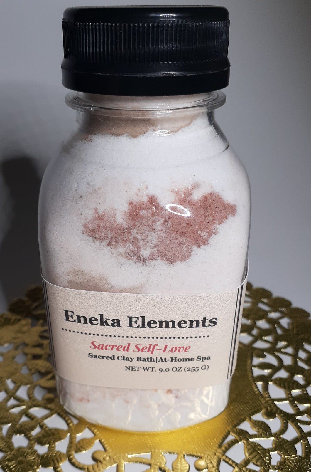 Sacred Self Love Clay Bath by Eneka Elements
