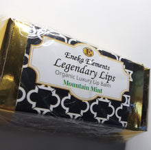 Mountain Mint Lip Balm by Eneka Elements