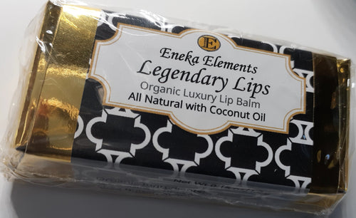 Organic Luxury Lip Balm by Eneka Elements