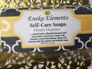 Simple Elegance Self-Care Soap by Eneka Elements