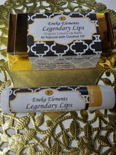 Legendary Lips | Organic Luxury |  Lip Balm