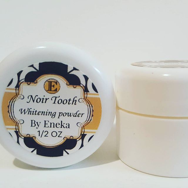 Noir Tooth Polish