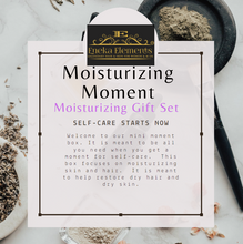 Moisturizing Moment | Moisturizing Gift Set | Moment Box