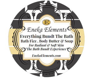 Everything Bundt The Bath | Butter Bath Fizzy