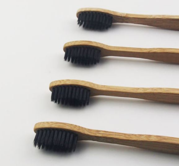 Eco Brush | Bamboo Toothbrush by Eneka Elements