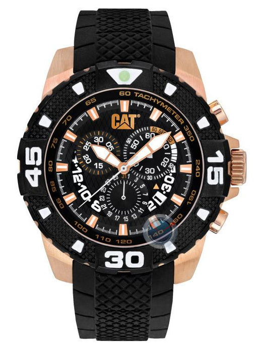 CAT WATCHES Men's PT19321129 Sport EVO Analog Display Quartz Black Watch