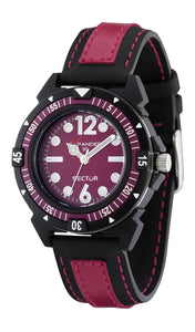 Sector Womens  Action Analog Display Quartz Multi-Color Watch