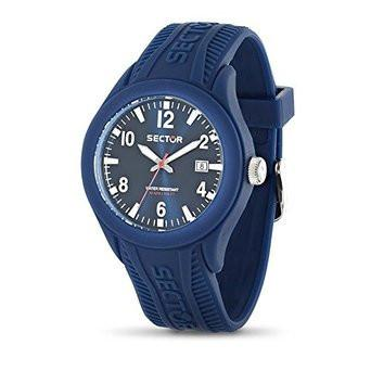 Sector Womens Steeltouch Blue Casual Watch