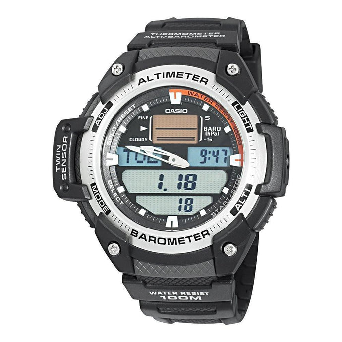 Casio Men's Black Sport Multi-Function Digital Watch