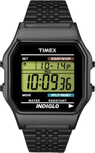 Timex Classic Digital Black Sport Watch