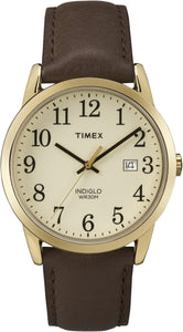 Timex Men's  City Collection Analog Display Quartz Brown Watch
