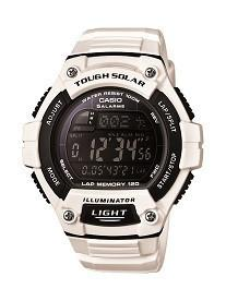 Casio Mens Classic White Tough Solar Digital Watch