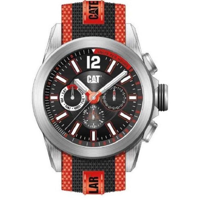 Caterpillar Mens Big Twist Multifunction Watch