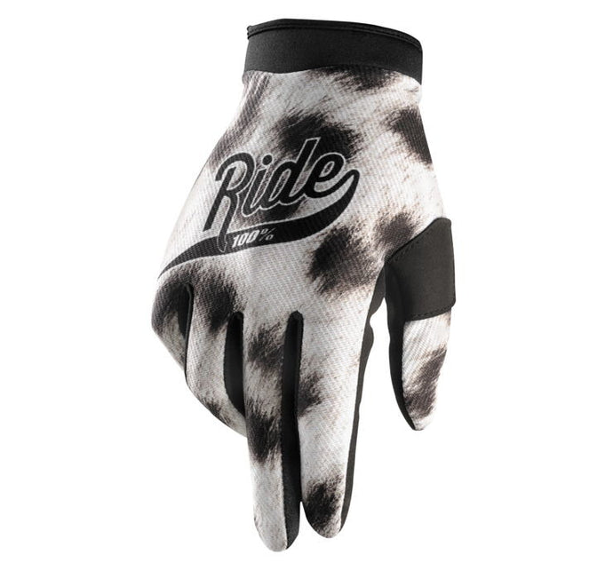 100% Youth iTrack Gloves; Ride; YS