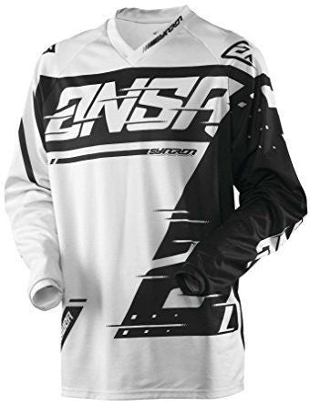 Answer Jersey Syncron 18 Grey / Black 3XL 472687