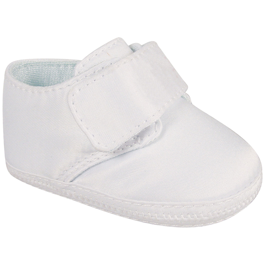 Satin Monogramable Shoe