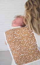 Copper Pearl Burp Cloths