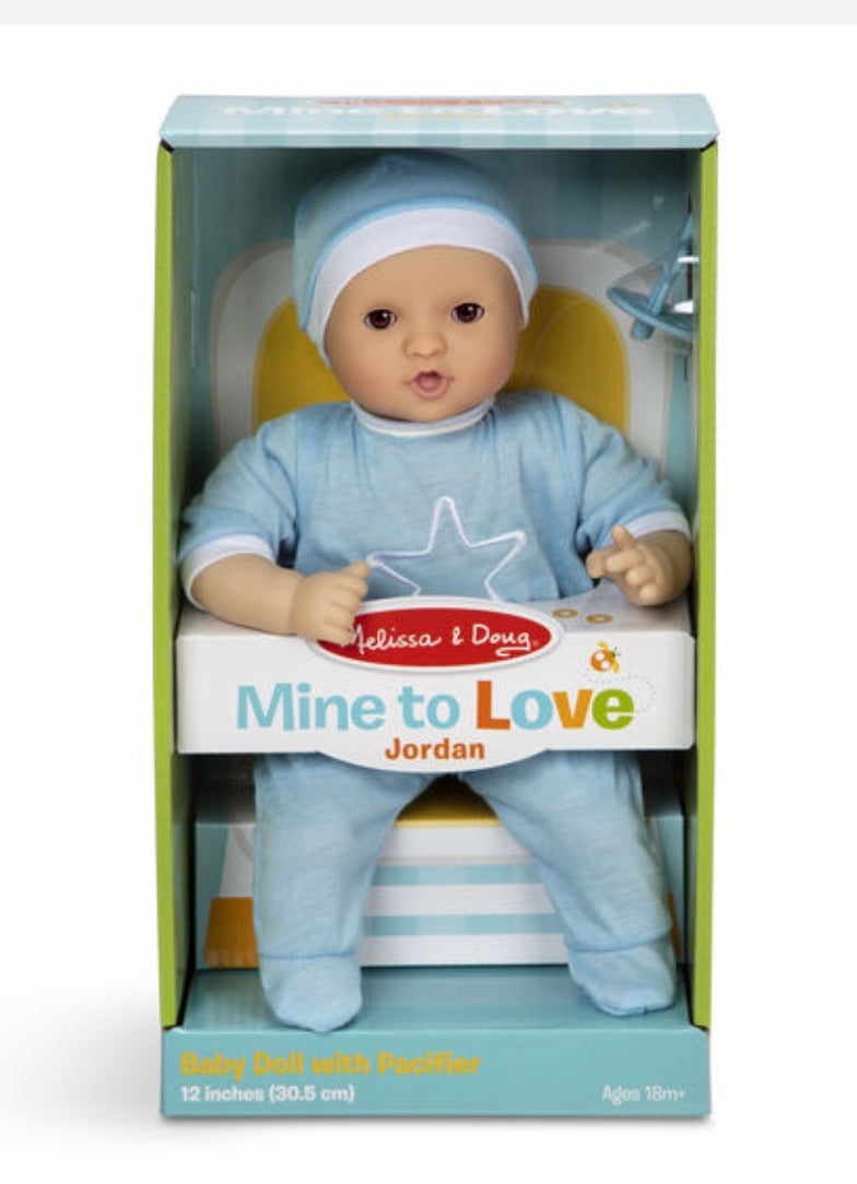 Mine to Love Doll
