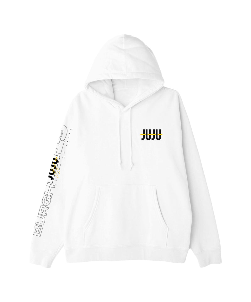 Game Day White Hoodie