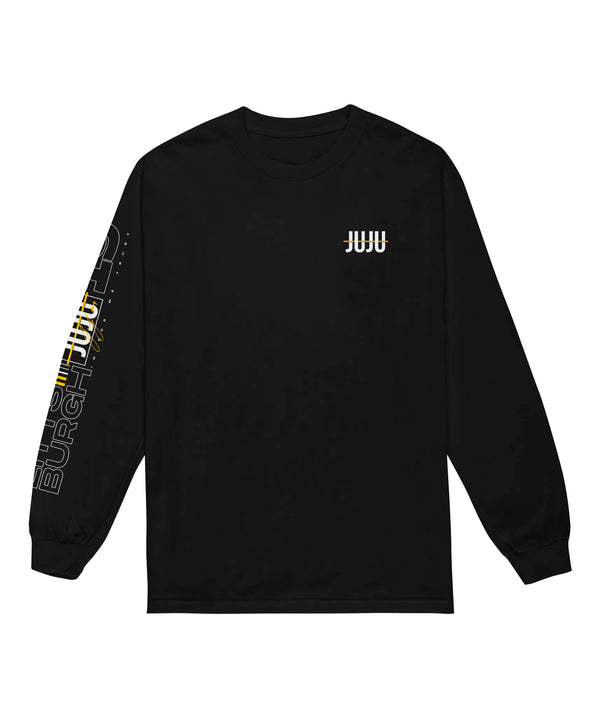 Game Day Black Long Sleeve