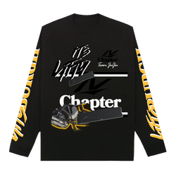 Chapter IV Littsburgh Long Sleeve - Black