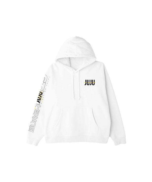 Game Day White Youth Hoodie