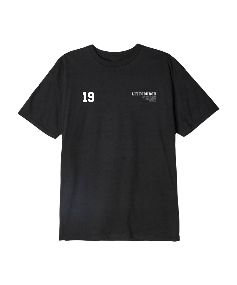Littsburgh Tee Black
