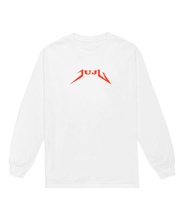 JuJu Pop Up White Long Sleeve