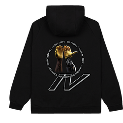 CHAPTER IV HANDS BLACK HOODIE
