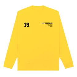 Littsburgh Gold Long Sleeve