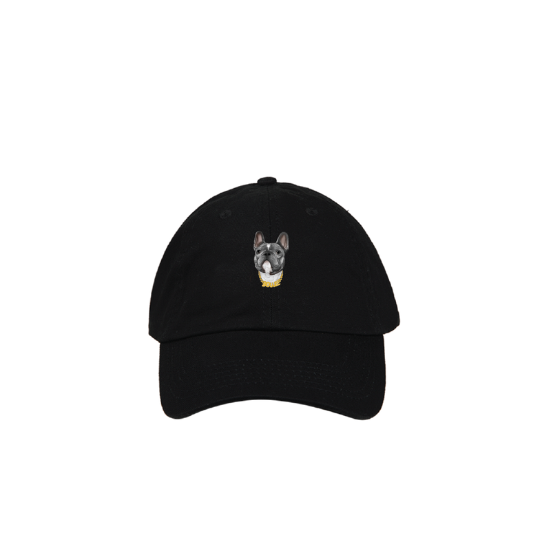 Black Boujee Dad Hat