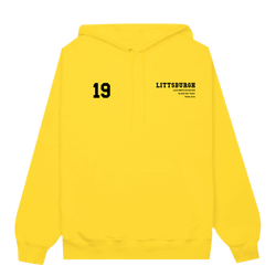 Littsburgh Gold Hoodie - Youth