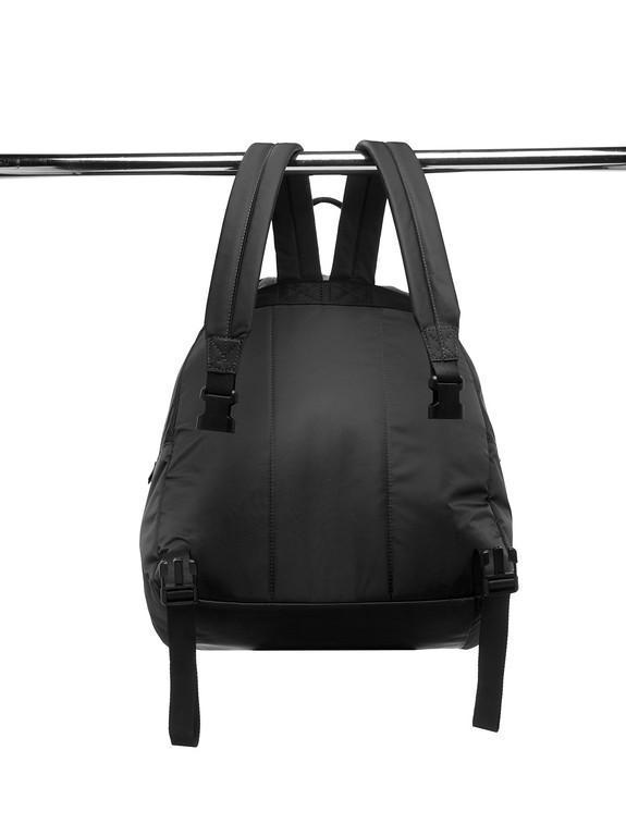 Charlie Black Backpack - NappyBags.com