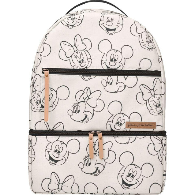 Petunia Axis Backpack – Mickey and Minnie Nappy Bag