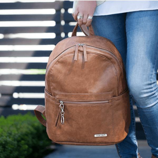 Manhattan Backpack - NappyBags.com