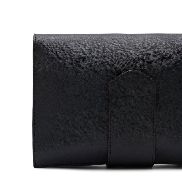 The Baby Clutch Black - NappyBags.com