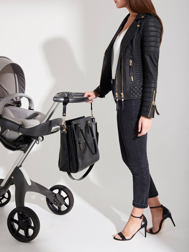 The New Rainmaker Tote And Baby Organiser Suite - NappyBags.com