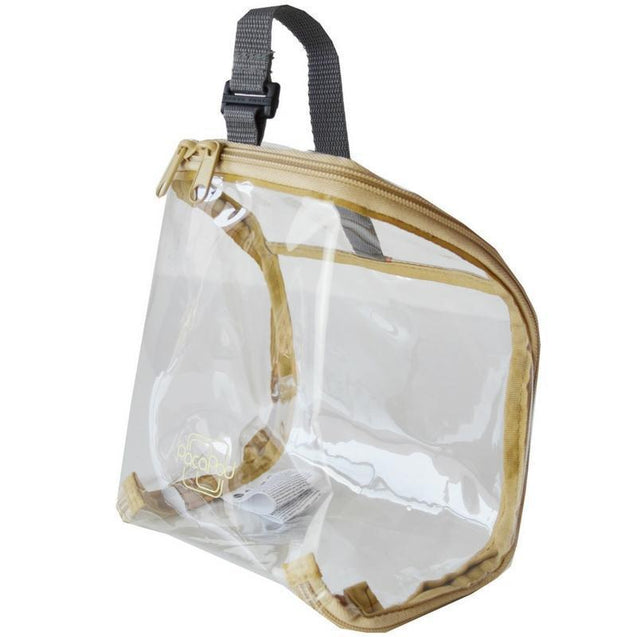 Travel Pod Clear - NappyBags.com