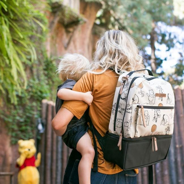 Petunia Axis Backpack – Winnie the Pooh Nappy Bag