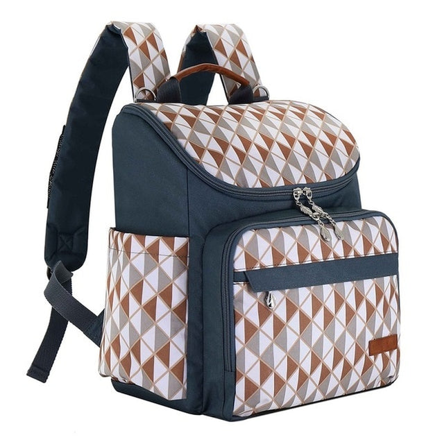 ColorLand Multifunctional Nappy Bag