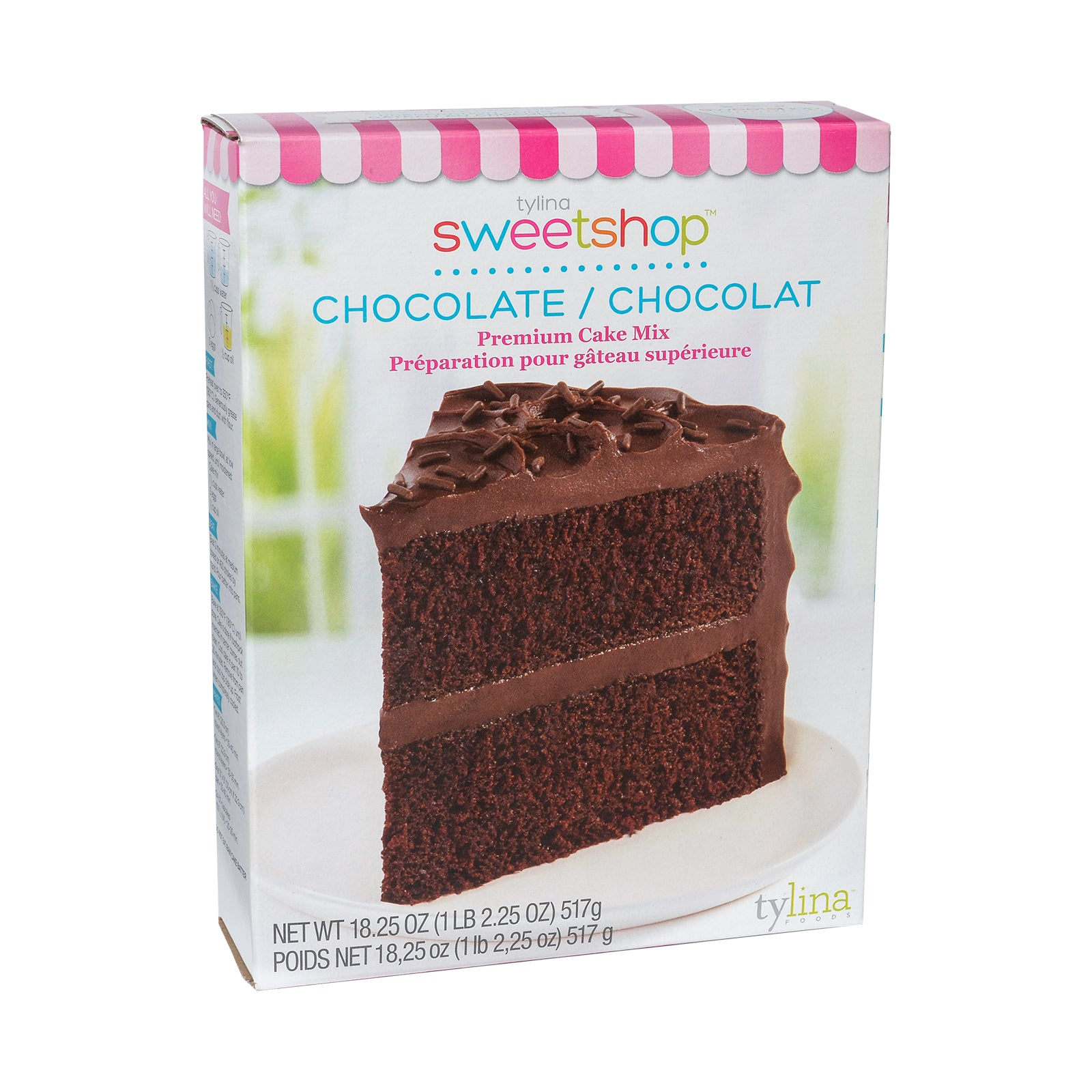 Sweetshop Cake Mix - Chocolate