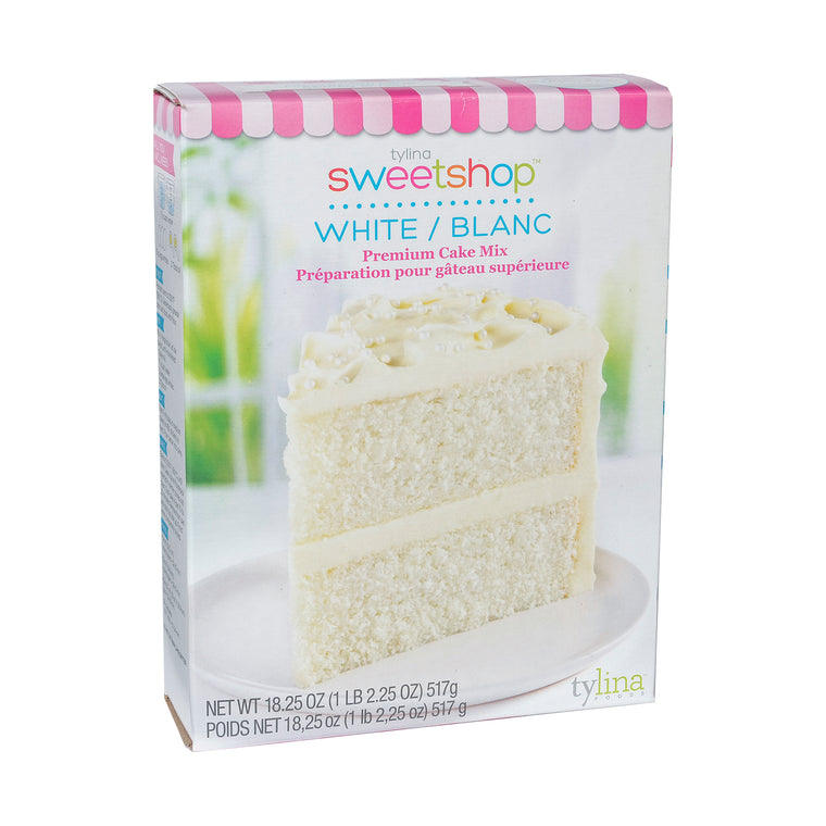 Sweetshop Cake Mix - White