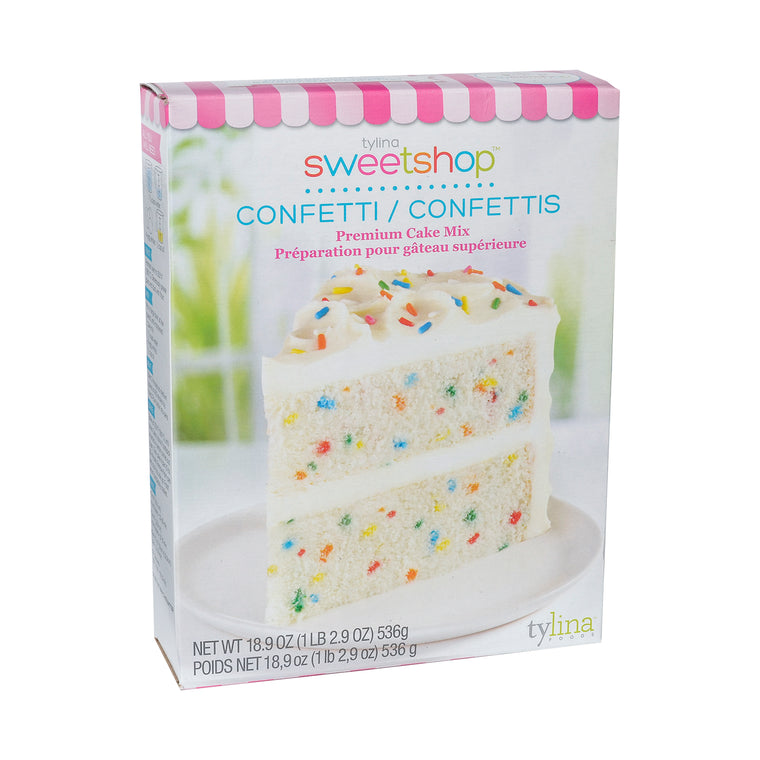 Sweetshop Cake Mix - Confetti